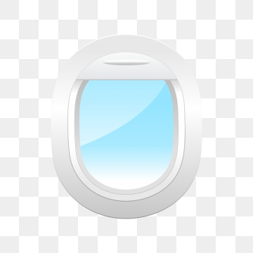 Airplane Window PNG Images.
