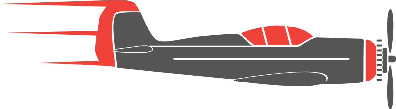 Free Clip art of Airplane Clipart #5264 Best Airplane #5264.