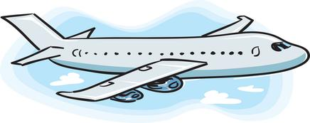 Free Airplane Clip Art Pictures.