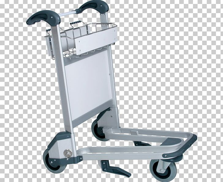 Baggage Cart Trolley Airport PNG, Clipart, Airport, Angle.