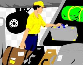 Baggage Handler Images, Baggage Handler Transparent PNG.