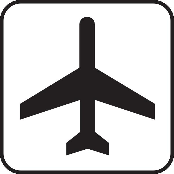 Airport Roadsign Clip Art at Clker.com.