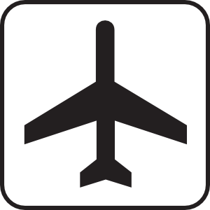 Airport Clipart.