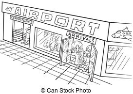 Airport Illustrations and Clipart. 66,403 Airport royalty.