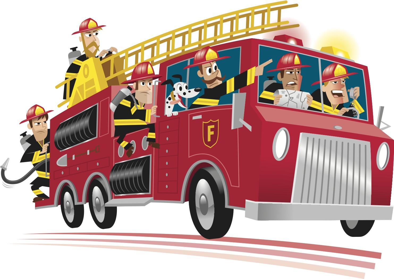 80 off sale fireman clipart fire truck clipart ladder.