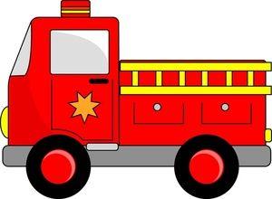 fire truck firetruck stock illustrations vectors clipart.