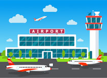Airport clip art clipart images gallery for free download.