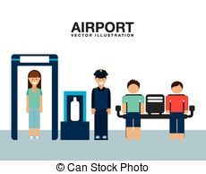 Airport terminal Clip Art Vector and Illustration. 7,434 Airport.