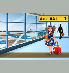 Airport Clipart Travel Vector Images (over 250).