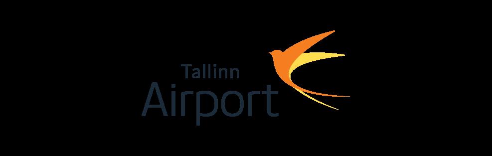 Tallinn Airport Logo.
