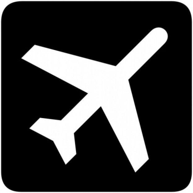 Airport Signage Symbols.