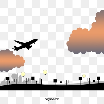 Airport Png, Vector, PSD, and Clipart With Transparent Background.