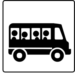 Download shuttle service clipart Airport bus Clip art.