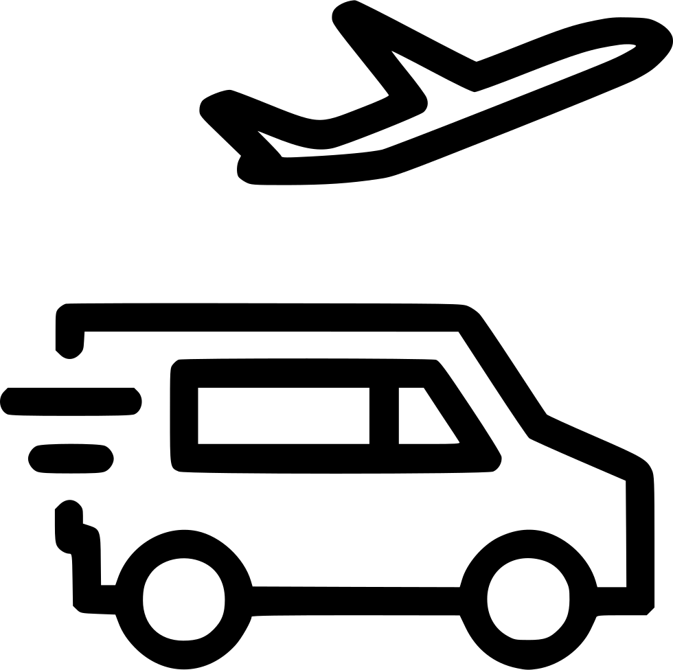 Flight Airport Transport Travel Svg Png Icon Ⓒ.