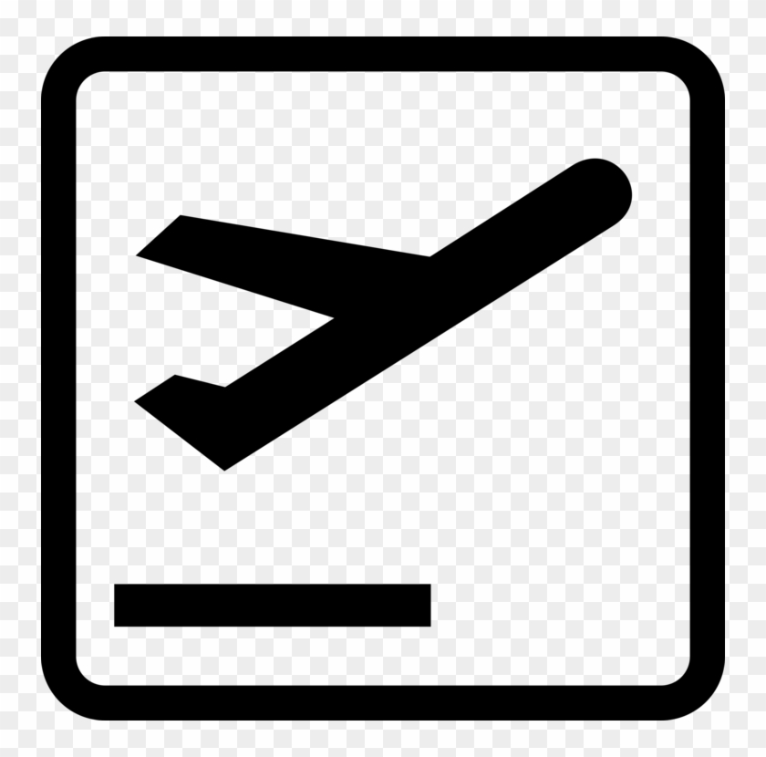 Airplane Computer Icons Download Airport.