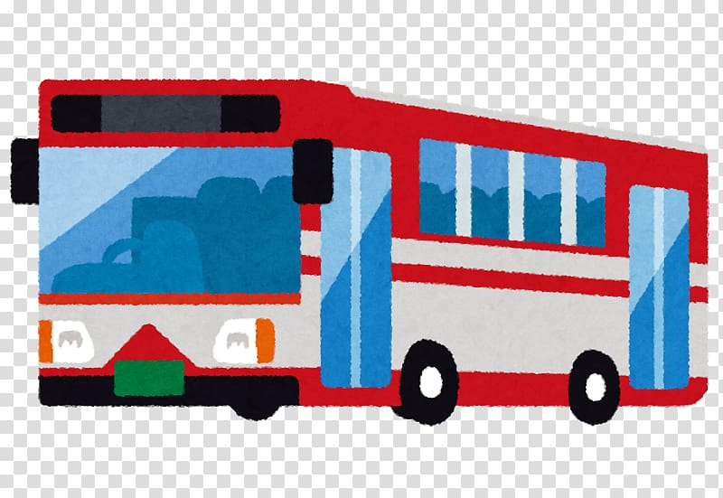 Airport bus Hakone Transit bus Shuttle bus service, bus.