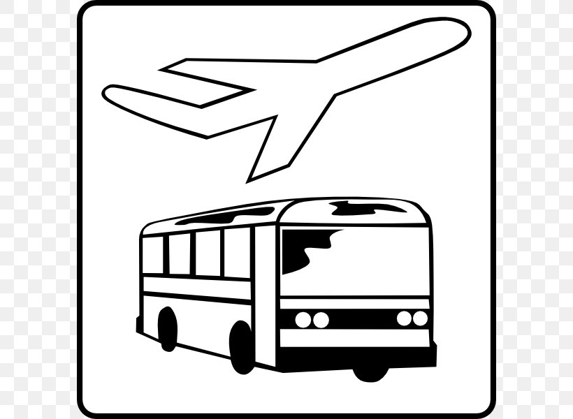 Bus Stop Clip Art, PNG, 600x600px, Bus, Area, Artwork.