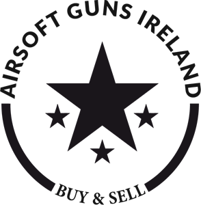 Airsoft Guns Ireland Logo Vector (.SVG) Free Download.