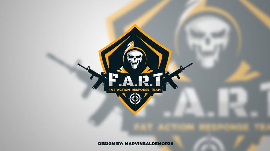 Entry #7 by marvinbaldemor36 for Logo design airsoft team.