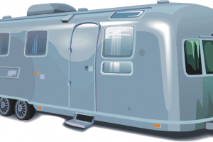 Airstream clipart » Clipart Station.