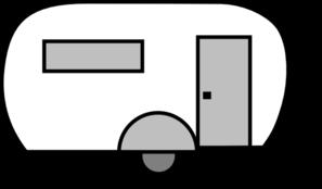 Airstream Clip Art.
