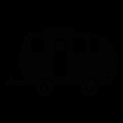 Caravan Clip art Vector graphics Campervans Trailer.