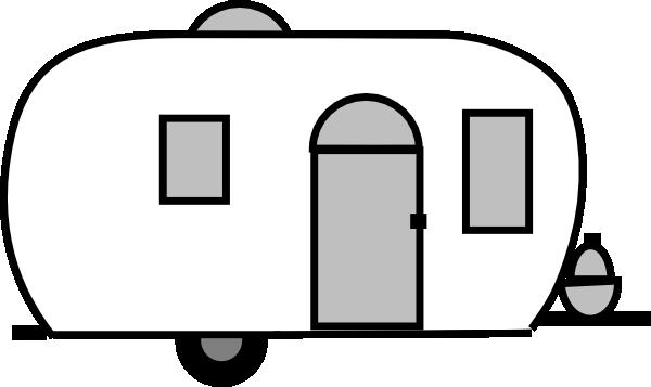 Airstream Clipart #1.