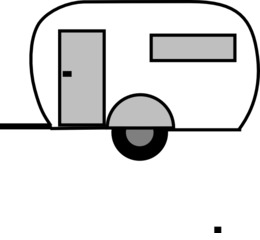 Airstream transparent png images & cliparts.