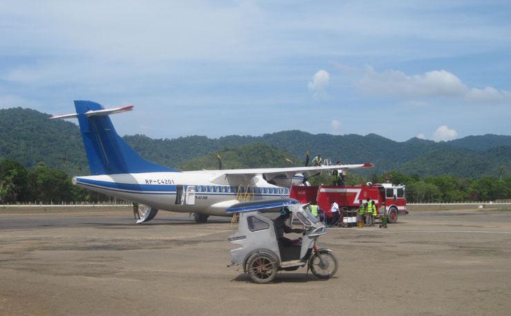 How to get to El Nido, on Palawan island ?.
