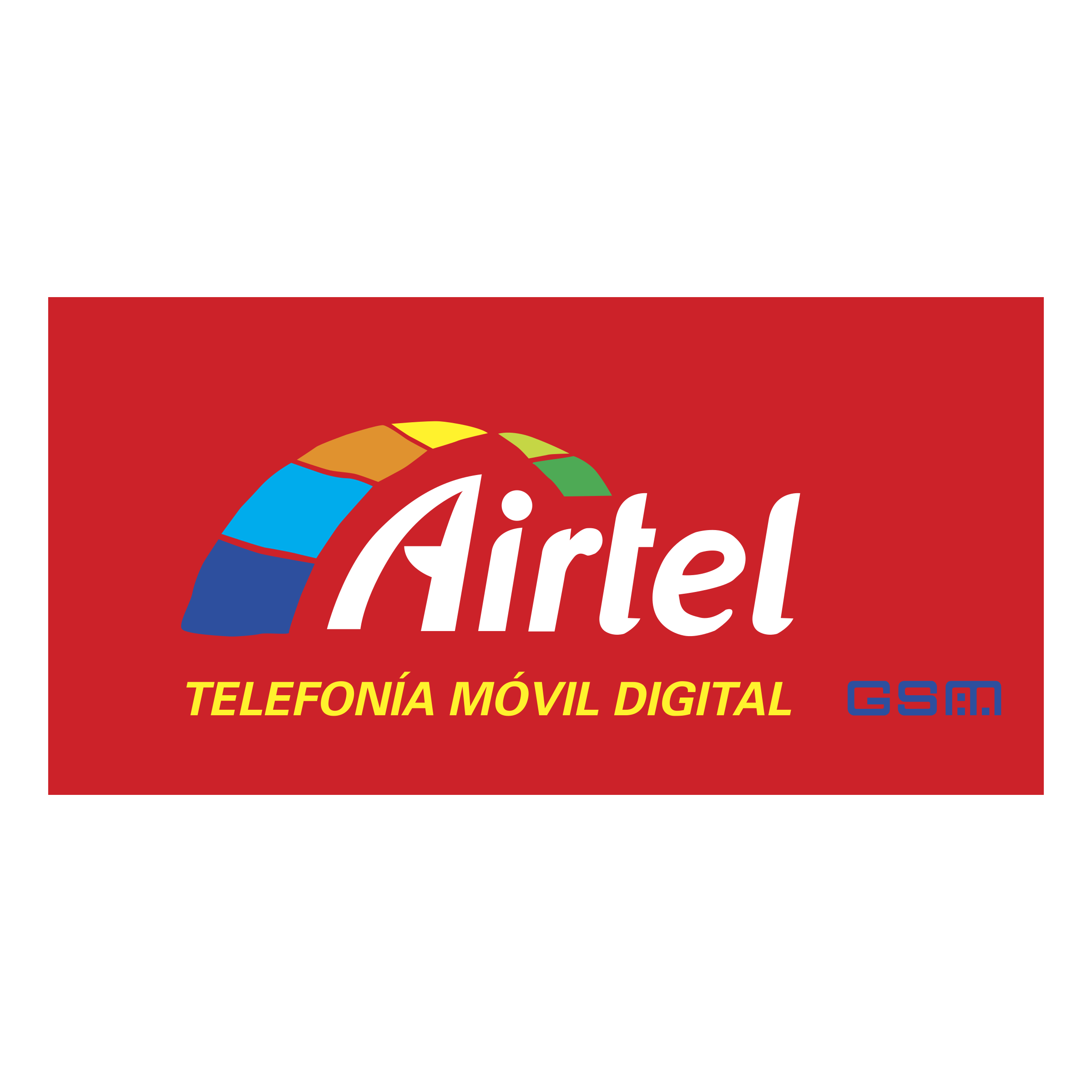 Airtel Logo PNG Transparent & SVG Vector.