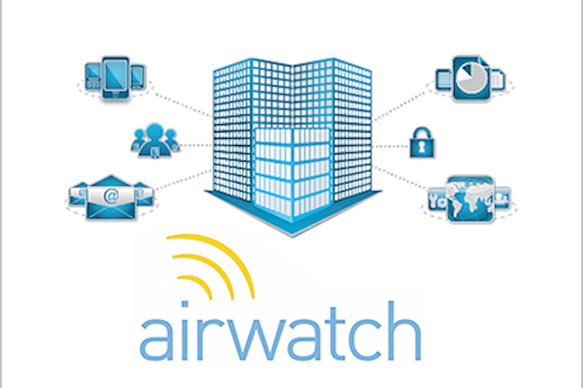 VMware Buying Mobile Device Management Firm AirWatch for.