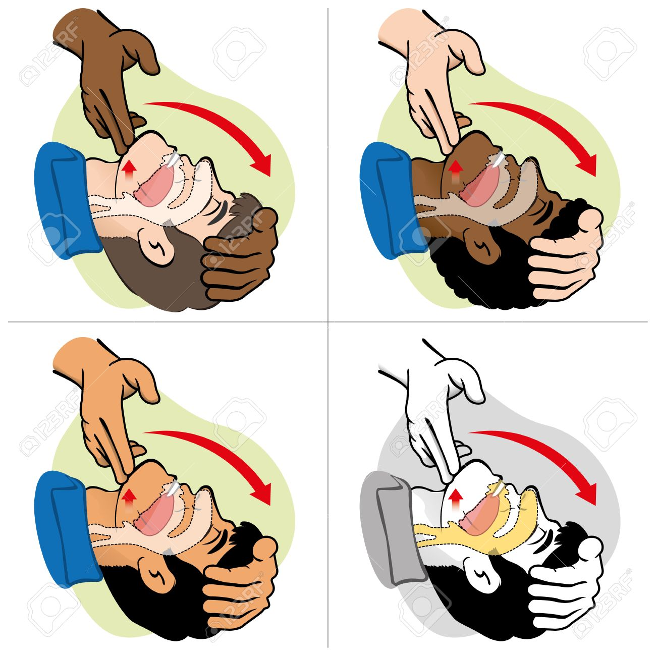 85 Cpr free clipart.