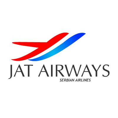 Jat Airways Logo.