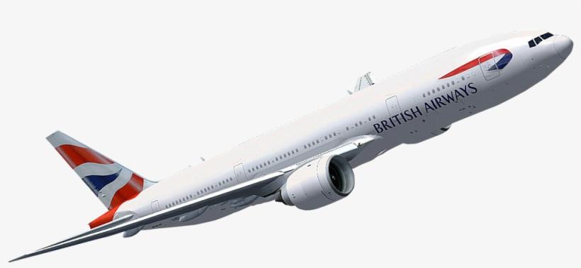 British Airways Png Flight.