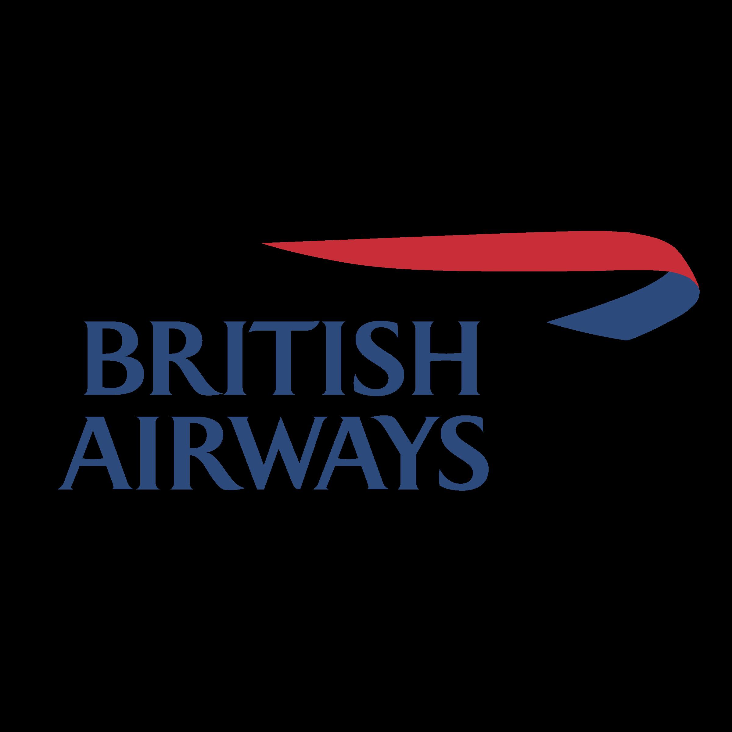 British Airways 01 Logo PNG Transparent & SVG Vector.