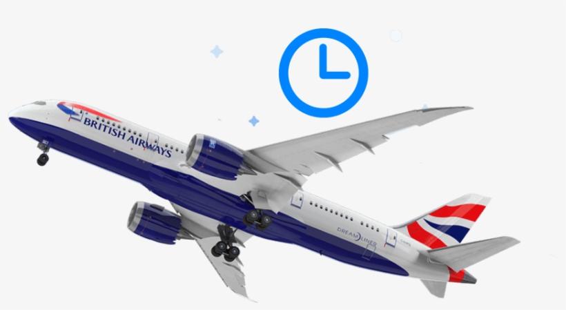 British Airways Flight Delay Compensation.