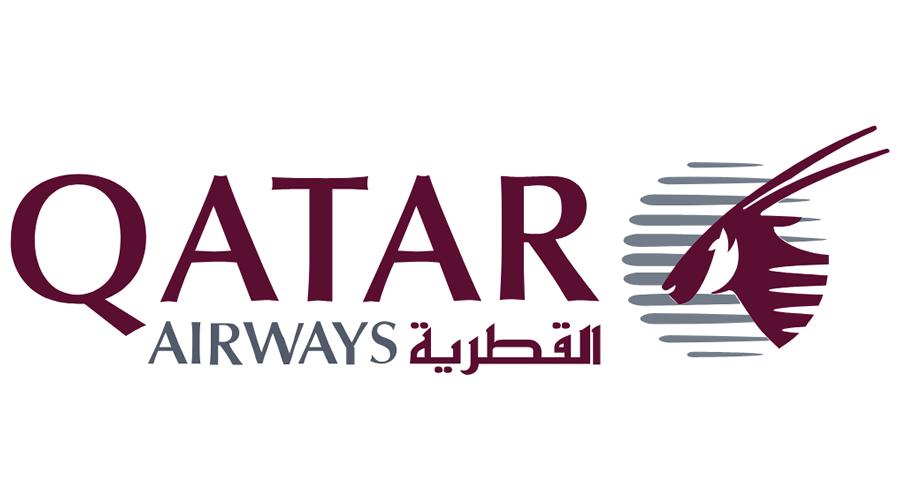 Qatar Airways Vector Logo.