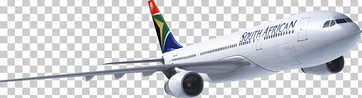 Cape Town International Airport Airplane Flight Airbus A330 South.