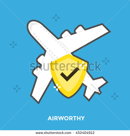 Airworthiness Stock Photos, Royalty.