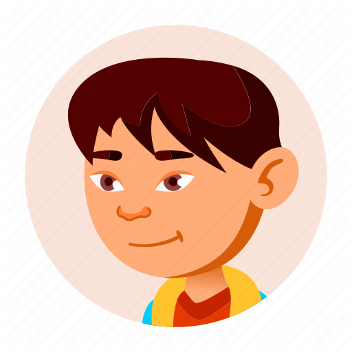 \'Child People Face Avatar\' by Pike Picture.
