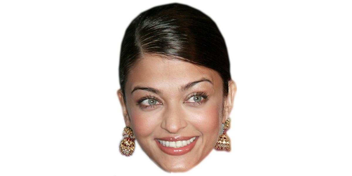Aishwarya Rai Celebrity Mask.