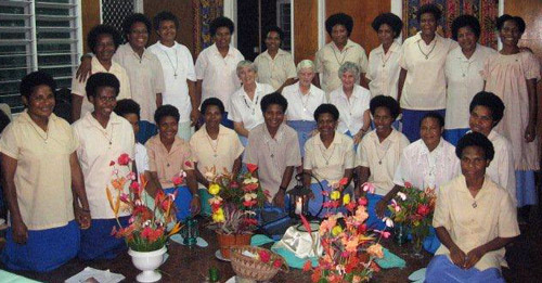 Gathering of Sisters in Aitape PNG in February 2013 « Presentation.