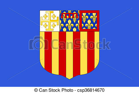 Picture of Flag of Aix.