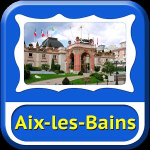 Aix les Bains Offline Guide.
