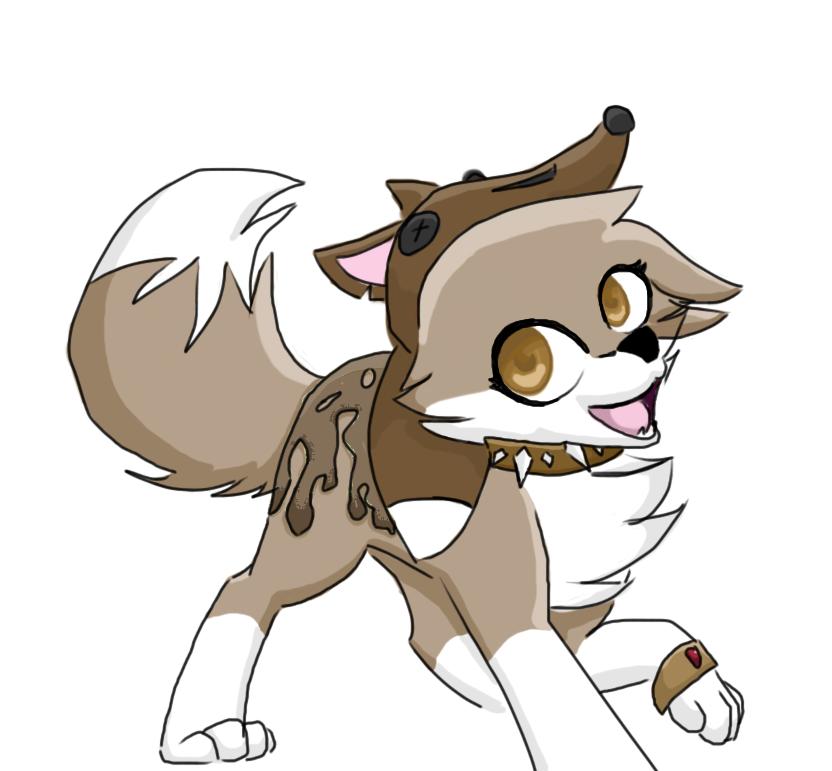 AJ fox thing by Loopy44.