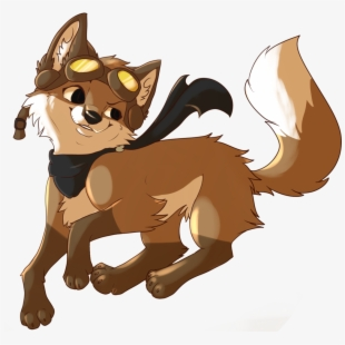 Animal Jam Fox Art By Suitcasedog.
