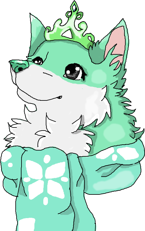 Clipart Of Aj, Wolf From And Jam Were.