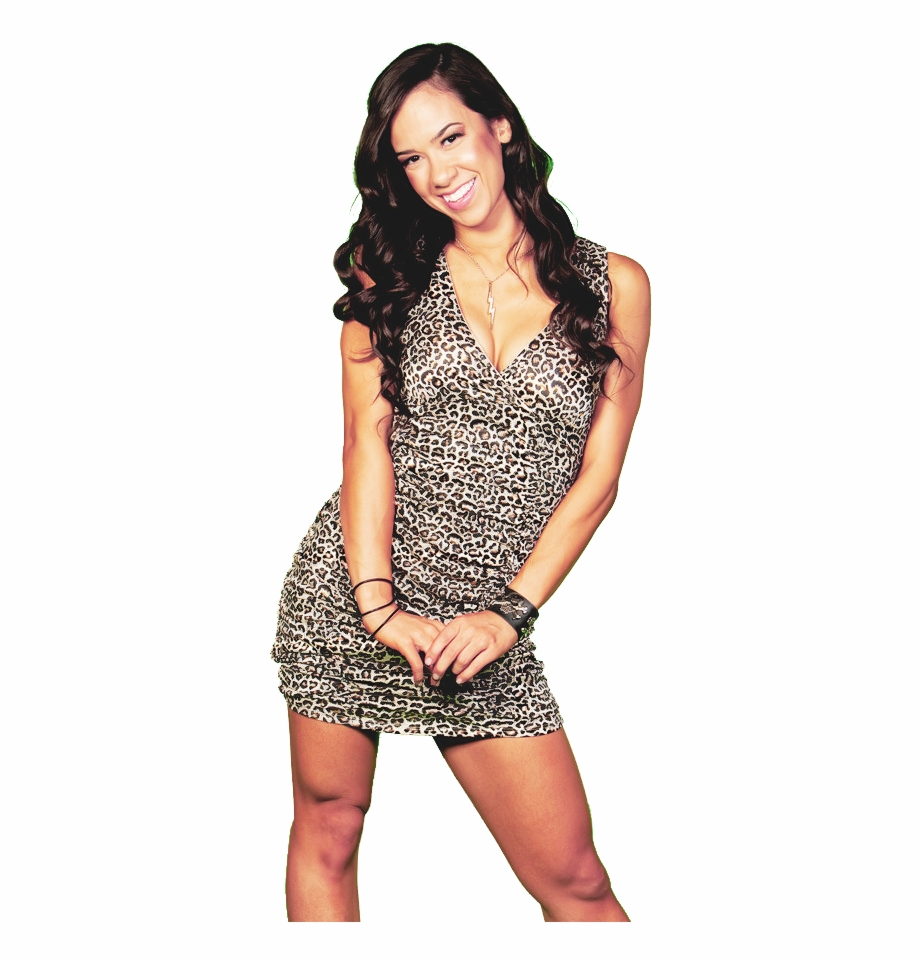 Wwe Divas Aj Lee Looking Sexy Free PNG Images & Clipart Download.