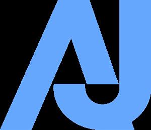 Aj Logo Vectors Free Download.