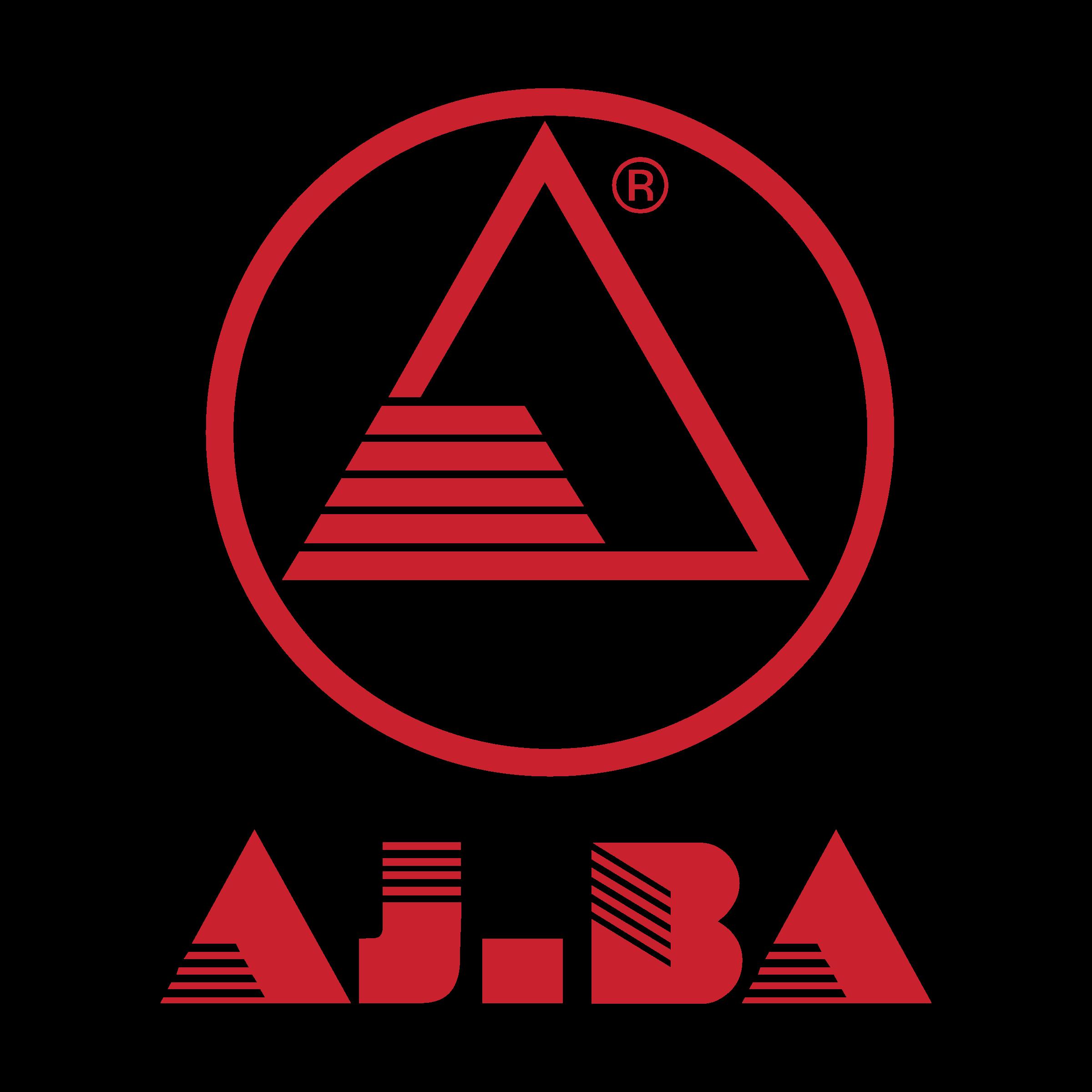 AJ BA Logo PNG Transparent & SVG Vector.
